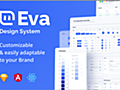 スマホやWebページでよく見かけるUIコンポーネントのデザインと実装コードの無料ライブラリ -Eva Design System | コリス
