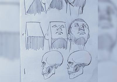 「 平たい顔族とはそういうことか」アジア人と欧米の白人の顔を誇張して描いたイラストが造形の違いをわかりやすく説明している - Togetter