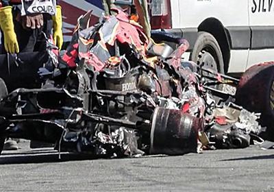レッドブル・ホンダF1、フェルスタッペンのRB16Bの修理費用は9700万円 【 F1-Gate .com 】