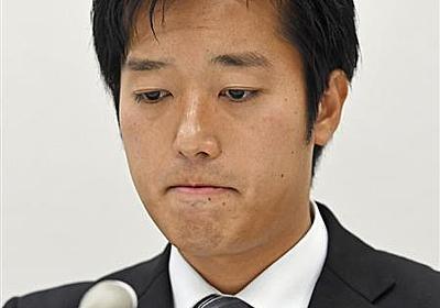 橋下徹氏とツイッターで衝突、維新・丸山穂高氏が離党届(1/2ページ) - 産経WEST