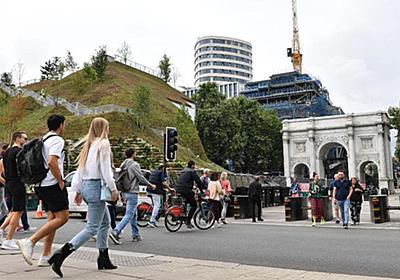 CNN.co.jp : 英ロンドンの新観光名所、「ただの土の山」と酷評 入場料払い戻し - (1/2)