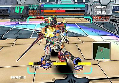 「電脳戦機バーチャロン」シリーズ3タイトルを収録したPS4「電脳戦機バーチャロン マスターピース 1995~2001」配信決定 - GAME Watch