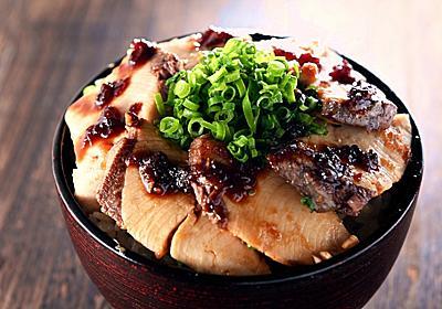ブリ刺身を濃いめのタレでサッと焼いて「ブリのしょうが焼き丼」にしたらウマすぎた【魚屋三代目】 - メシ通 | ホットペッパーグルメ