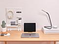 IKEAと無印良品と、Appleでつくるデスク マメ note
