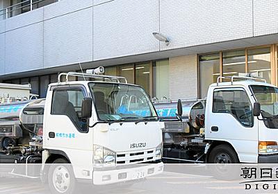 病院で乳児10人がメトヘモグロビン血症 井戸水由来の水道水が原因:朝日新聞デジタル