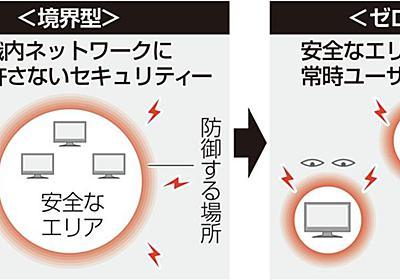 政府サイバー対策「侵入防止型」から「監視型」へ - 産経ニュース
