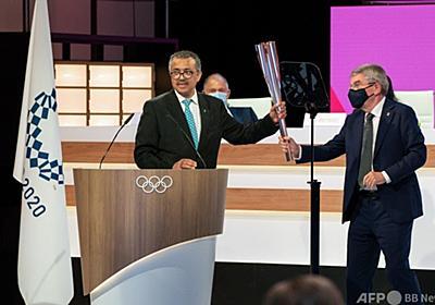 コロナとの闘いに「世界は失敗」 テドロス事務局長が五輪前に危機感 写真1枚 国際ニュース:AFPBB News