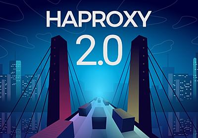 HAProxy 2.0 and Beyond - HAProxy Technologies