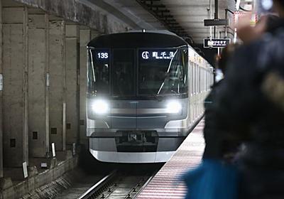 都心の地下鉄、混んでいるのはどの区間か? | 通勤電車 | 東洋経済オンライン | 経済ニュースの新基準