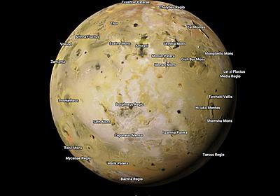 Googleマップで行ける宇宙空間の範囲が拡大! 土星の衛星まで探索できるように | ギズモード・ジャパン
