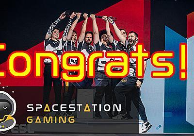 [Six Invitational 2020 メインステージ]Spacestation Gamingが無敗で完全優勝!陰の主役はNiP! | esportsDOGA