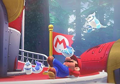 『スーパーマリオ64』の「居眠り」仕様は『スーパーマリオ オデッセイ』より優れている?眠りの作り込みが再び脚光浴びる | AUTOMATON