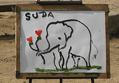動物園「象さんが絵を描きまーすwww」ワイ「ほーん」:ハムスター速報