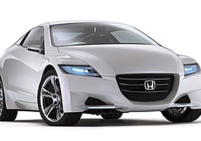 ホンダのCR-Z コンセプトと電気自動車への展開: 自然エネルギー