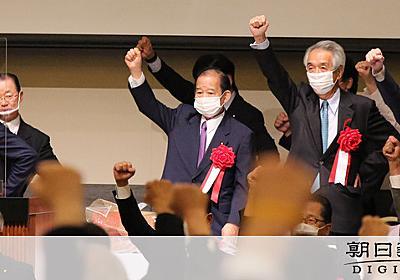 二階氏「売られたケンカ、受けて立つ」 山口に乗り込む:朝日新聞デジタル
