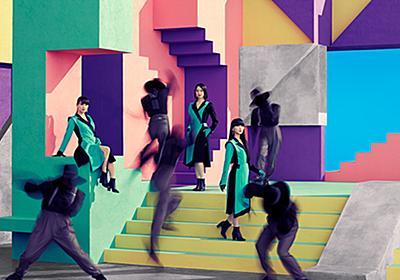 Perfume「Time Warp」インタビュー コロナ禍で迎えた20周年を経て、生まれ変わろうとする3人の今 - 音楽ナタリー 特集・インタビュー