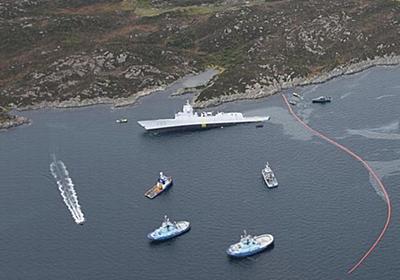 軍事とIT(275) 軍事における地理空間情報(3)諾フリゲートの衝突事故とフィヨルドと   マイナビニュース