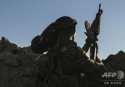 クルド人は使い捨て、米はトルコとの関係優先 シリア侵攻 写真1枚 国際ニュース:AFPBB News