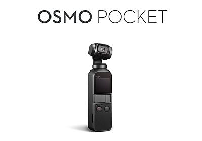 ポケットサイズの小型カメラ「DJI Osmo Pocket」を注文しました - はらですぎ