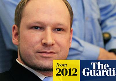 Anders Behring Breivik indicted on terror and murder charges | World news | The Guardian