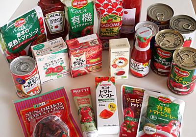 簡単スープレシピも。スープ作家・有賀薫が「トマト加工品」7種を大研究! - それどこ