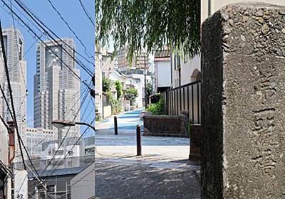"""西新宿に今も残る""""戦前の風景""""…笹塚から流れ込む「神田川支流」の暗渠には何がある?   文春オンライン"""