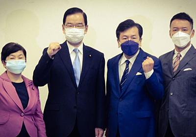 菅義偉政権には失望。それでも野党の支持率が上がらない理由 | ハフポスト