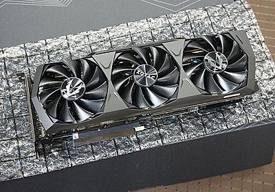 8Kゲーミングを実現する「GeForce RTX 3090」がデビュー、実売20万円以上 - AKIBA PC Hotline!