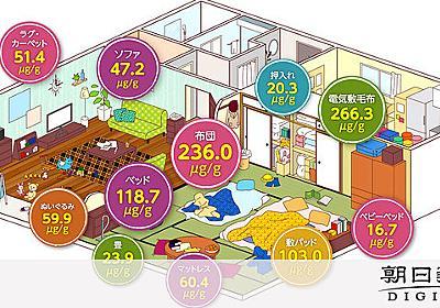 ダニ被害、実は秋が要注意 スプレー駆除剤の効き目は…:朝日新聞デジタル