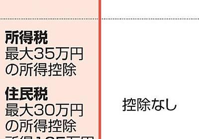 ひとり親の税、結婚歴で差 未婚だと控除なし、見直しは:朝日新聞デジタル
