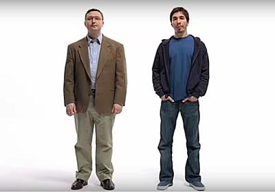 MacとPCの擬人化CMから10年!制作者がジョブズ氏の思い出を振り返る - iPhone Mania