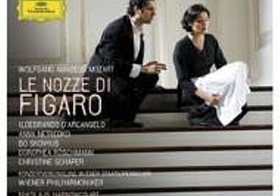 歌劇『フィガロの結婚』全曲 アーノンクール&ウィーン・フィル、ダルカンジェロ、ネトレプコ、シェーファー(デジパック仕様) : モーツァルト(1756-1791) | HMV&BOOKS online - 4776710