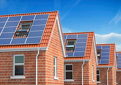 世界の全電力を太陽光発電でまかなうにはどのくらいの屋根にソーラーパネルを設置する必要があるのか?