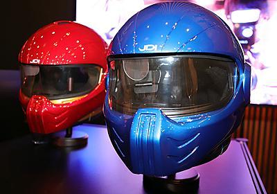 JDI、視界に速度・GPS表示するスマートヘルメット。'19年製品化へ - AV Watch
