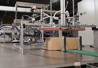 Amazon、人間の5倍速で梱包するロボットを配送センターに導入中──Reuters報道 - ITmedia NEWS