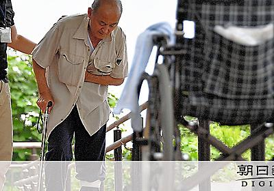 (老後レス時代 エイジングニッポン:1)豪雨でも炎天下でも「働く場所があるのは救い」:朝日新聞デジタル