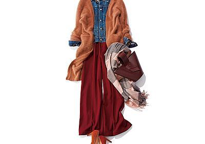 憧れる大人かわいい女子コーデ♡今日(2017年11月24日)はどんな服装?そして今日はどんな天気かな? | わんにゃんアナウンス室