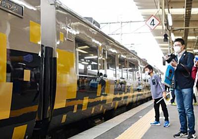 485系ジパングがラストラン飾る 盛岡-一ノ関駅間