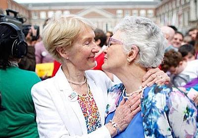 アイルランド国民が「同性婚」に賛成投票――ゲイの南弁護士が「気がかりな点」とは? 弁護士ドットコムニュース