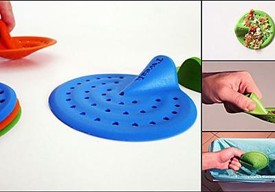 台所・お風呂のゴミをカンタンに捨てることができる排水口カバー「TWEAK」 - GIGAZINE