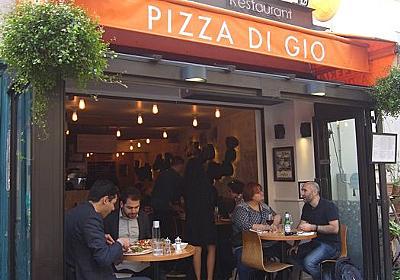 ボン・マルシェ近くで美味しいパスタを「PIZZA DI GIO」 : パリ生活社ミルクとマカロン2