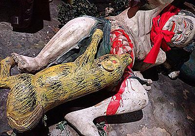 台湾の石門金剛宮で地獄を楽しむ :: デイリーポータルZ