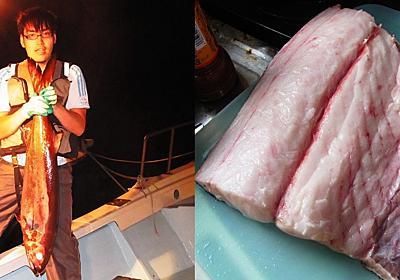食べると肛門が言うことを聞かなくなる魚で(社会的に)死んだ|野食ハンターの七転八倒日記|茸本朗|cakes(ケイクス)