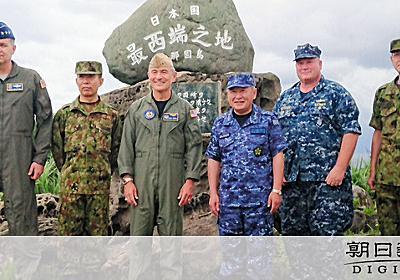 自衛隊誘致、その後米軍もやってきた 問われる日米安保 - 沖縄:朝日新聞デジタル
