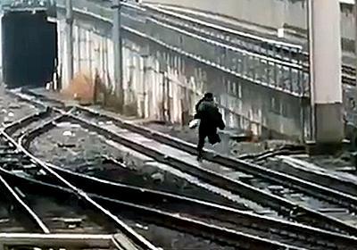 痴漢はなぜ、線路に逃げるのか 冤罪避け?でも危険です:朝日新聞デジタル