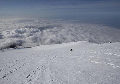 外国人登山者救助に携わった積雪期の富士 [山行記録] - ヤマレコ