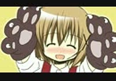 【手描き】ゆのっちで(」・ω・)」うー!(/・ω・)/にゃー!【誕生日】