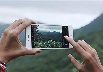 スマートフォン純正より優れているカメラアプリ7選 | ギズモード・ジャパン