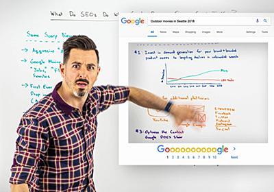 グーグルがオーガニック検索トラフィックを減らしている!? いまSEO担当者は何ができるのか? | Moz - SEOとインバウンドマーケティングの実践情報 | Web担当者Forum