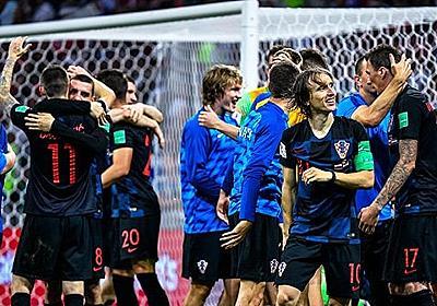 オシム「サッカーの未来が分かる試合」クロアチアvs.イングランドの重要性。 - 海外サッカー - Number Web - ナンバー